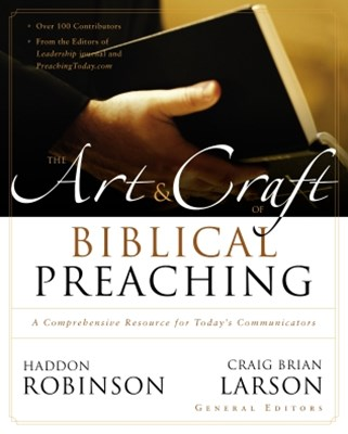 (ebook) The Art and Craft of Biblical Preaching