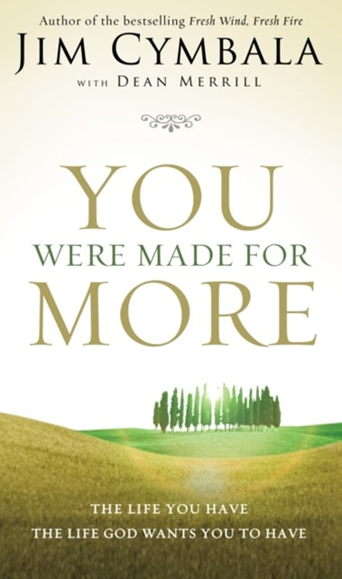 You Were Made for More