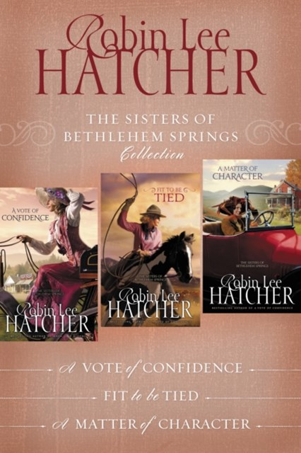 (ebook) Sisters of Bethlehem Springs Collection