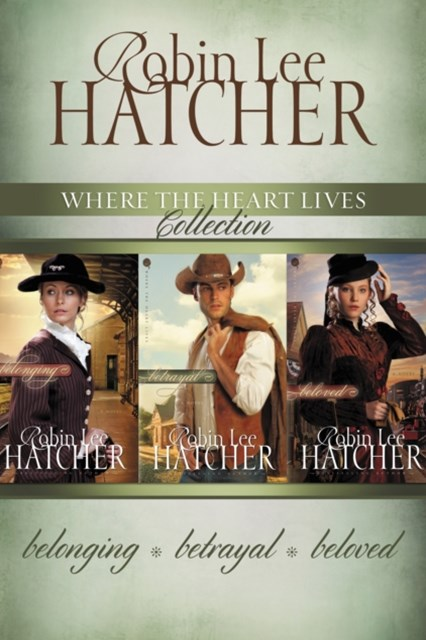 (ebook) Where the Heart Lives Collection