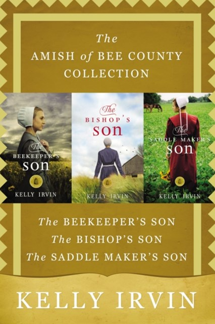 (ebook) The Amish of Bee County Collection