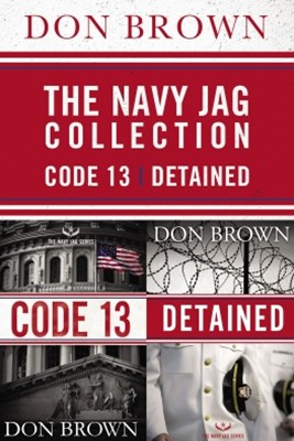 (ebook) The Navy Jag Collection
