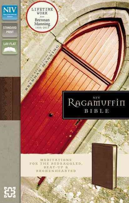 NIV Ragamuffin Bible: Meditations for the Bedraggled, Beat-Up, and Brokenhearted Acorn