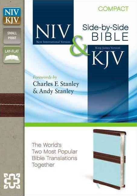 NIV and KJV Side-by-Side Bible