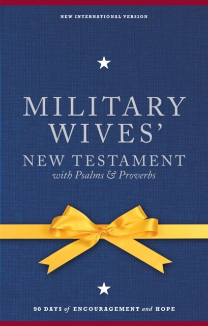 (ebook) NIV, Military Wives' New Testament With Psalms and   Proverbs, eBook