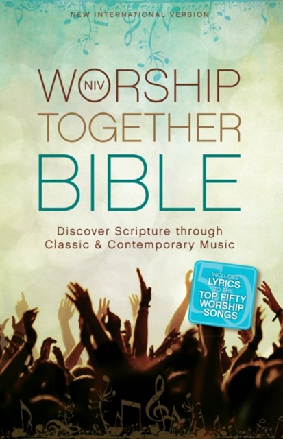 NIV, Worship Together Bible, eBook