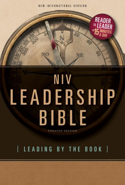 NIV, Leadership Bible, eBook