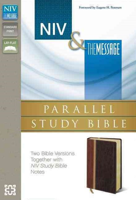 Niv Message Parallel Study Bible