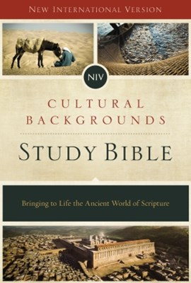 (ebook) NIV, Cultural Backgrounds Study Bible, eBook