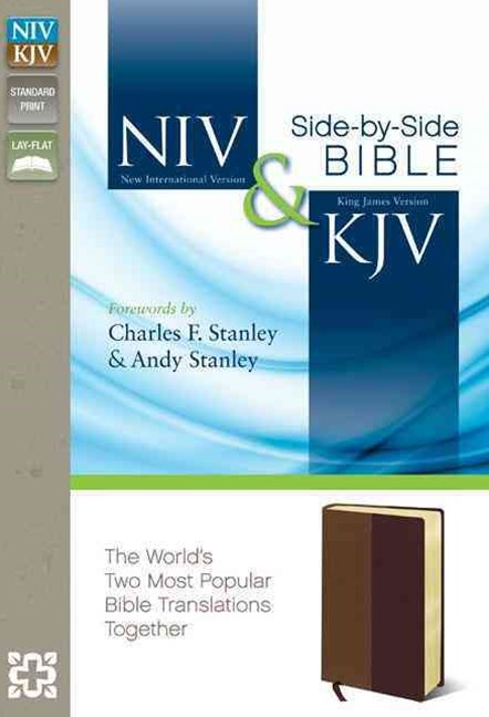 Niv and KJV Side by Side Bible