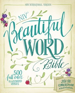 (ebook) NIV, Beautiful Word Bible, Hardcover - Art & Architecture Art Technique