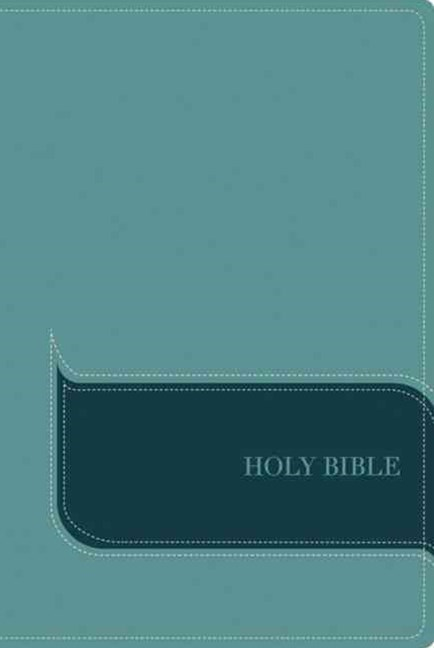 NIV Understand the Faith Study Bible, Imitation Leather, Blue, Indexed: Grounding Your Beliefs in the Truth of Scripture