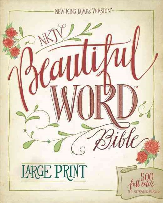 NKJV, Beautiful Word Bible