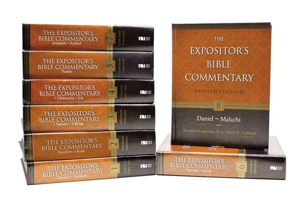 Expositor's Bible Commentary: 8-volume Old Testament Set