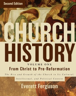 (ebook) Church History, Volume One: From Christ to the Pre-Reformation