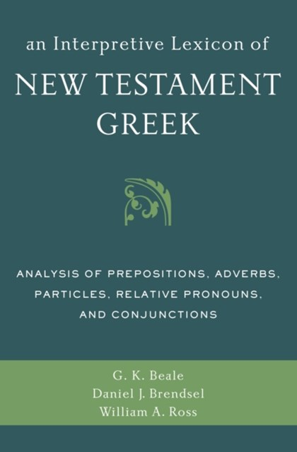 (ebook) Interpretive Lexicon of New Testament Greek
