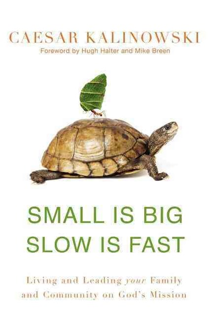 Small is Big Slow is Fast
