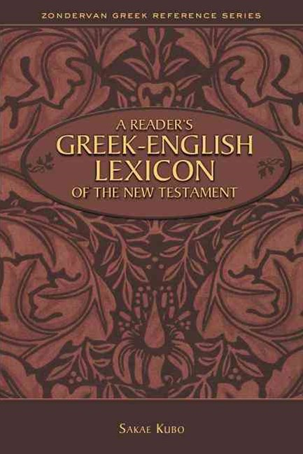 Reader's Greek-English Lexicon of the New Testament