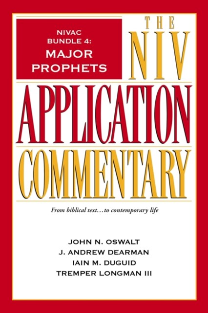 NIVAC Bundle 4: Major Prophets