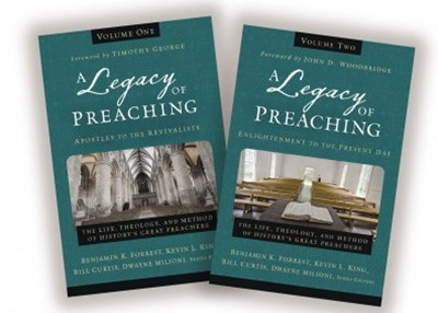 A Legacy of Preaching ---apostles to the Present Day