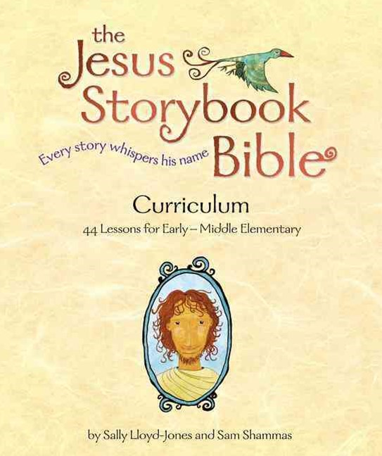 Jesus Storybook Bible Curriculum Kit