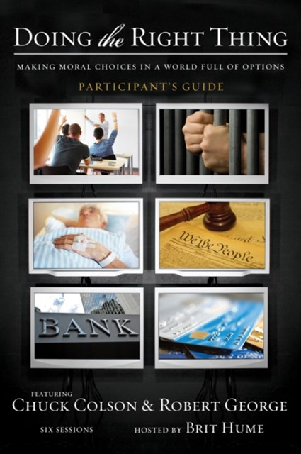 Doing the Right Thing Participant's Guide