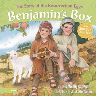 Benjamin's Box by Melody Carlson, Jack Stockman, Jack Stockman, Barbara Rainey (9780310715054) - HardCover - Children's Fiction Early Readers (0-4)