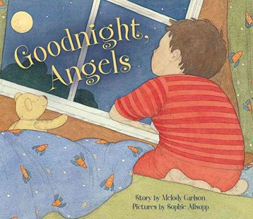 Goodnight, Angels by Melody Carlson, Sophie Allsopp (9780310716877) - HardCover - Children's Fiction