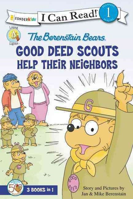 Good Deed Scouts Help Their Neighbors
