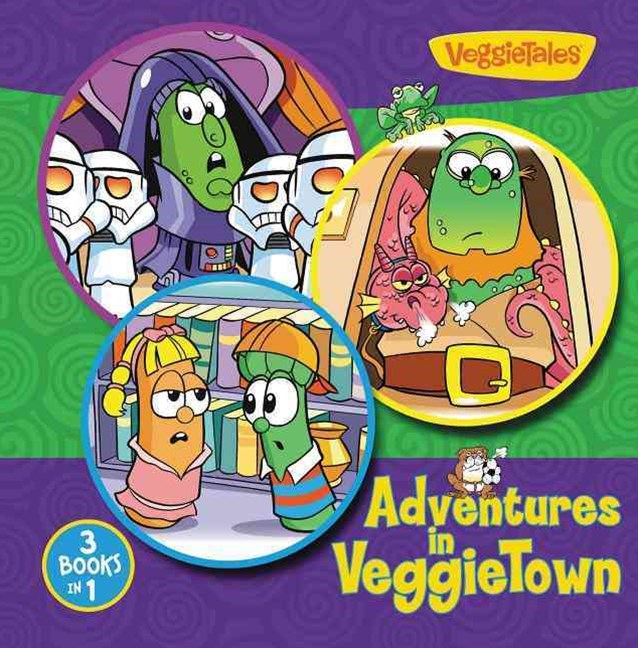 Adventures in Veggietown