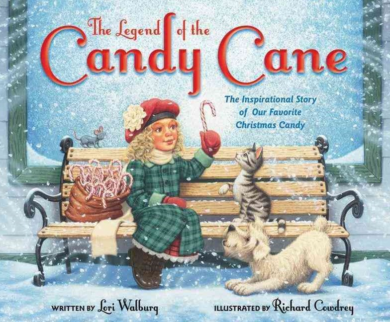 Legend of the Candy Cane, Newly Illustrated Edition