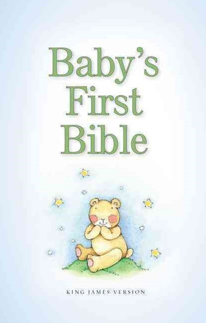 Baby's First Bible KVJ