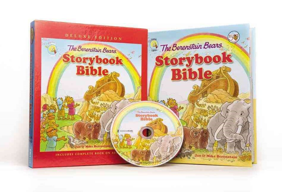 The Berenstain Bears Storybook Bible Deluxe Edition