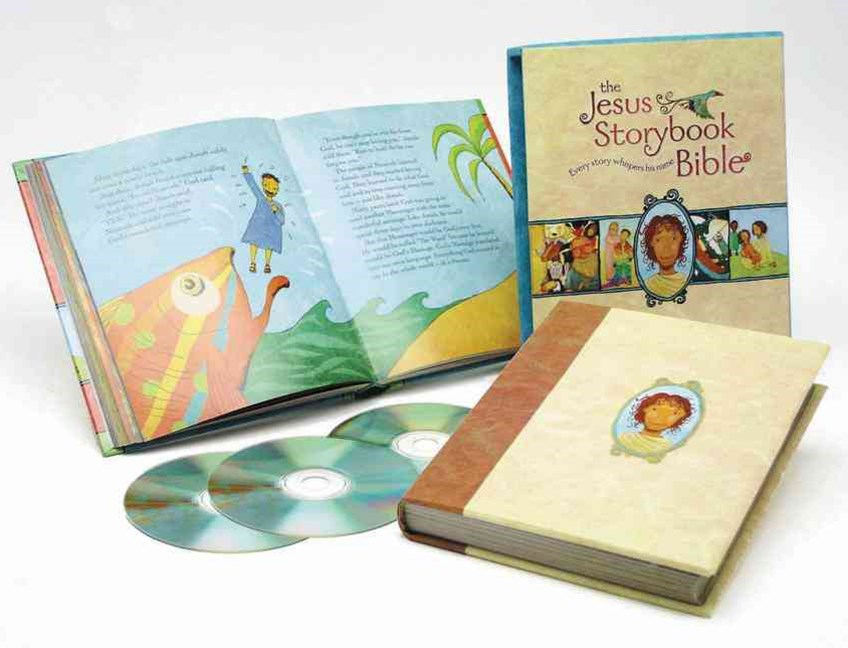 The Jesus Storybook Bible Deluxe Edition