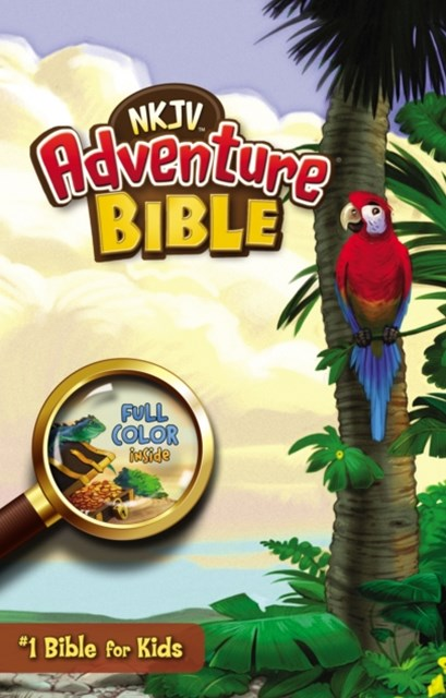 NKJV, Adventure Bible, eBook