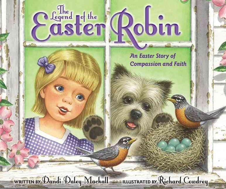 Legend of the Easter Robin