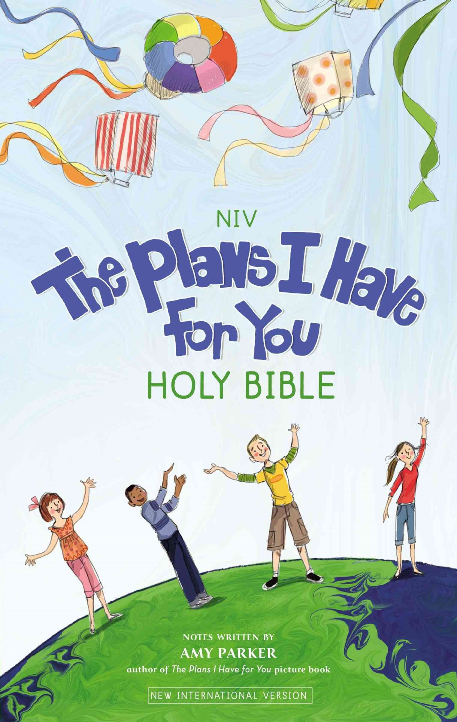 NIV the Plans I Have for You Holy Bible, Hardcover