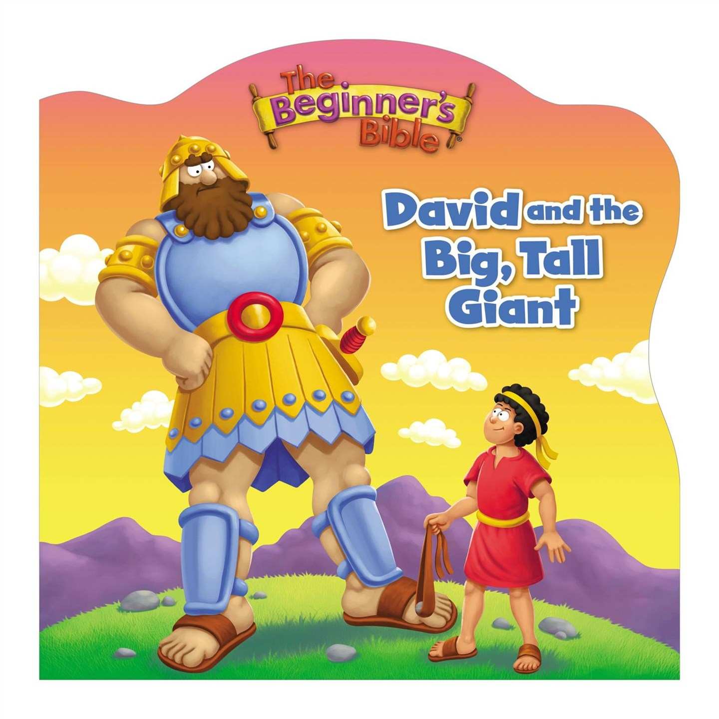Beginners Bible David and the Big Tall Giant