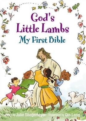 God's Little Lambs: My First Bible