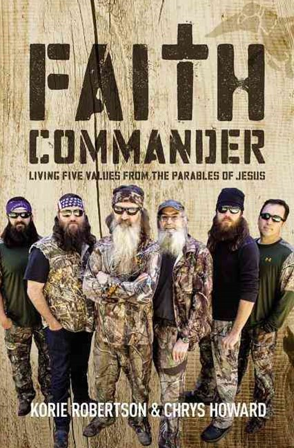 Faith Commander with DVD