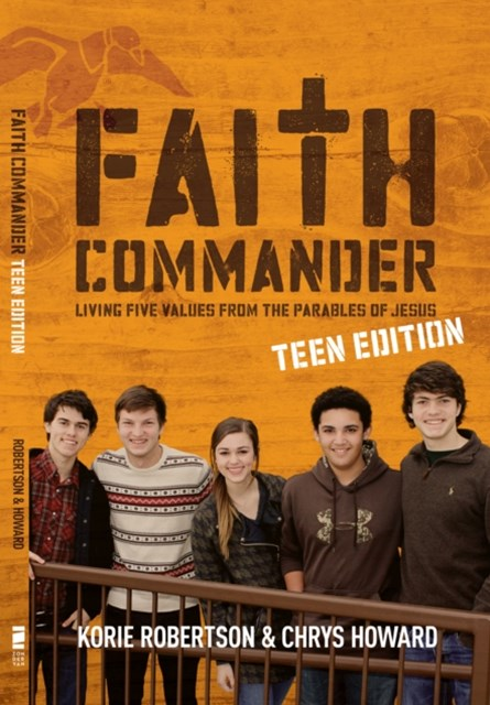 Faith Commander Teen Edition