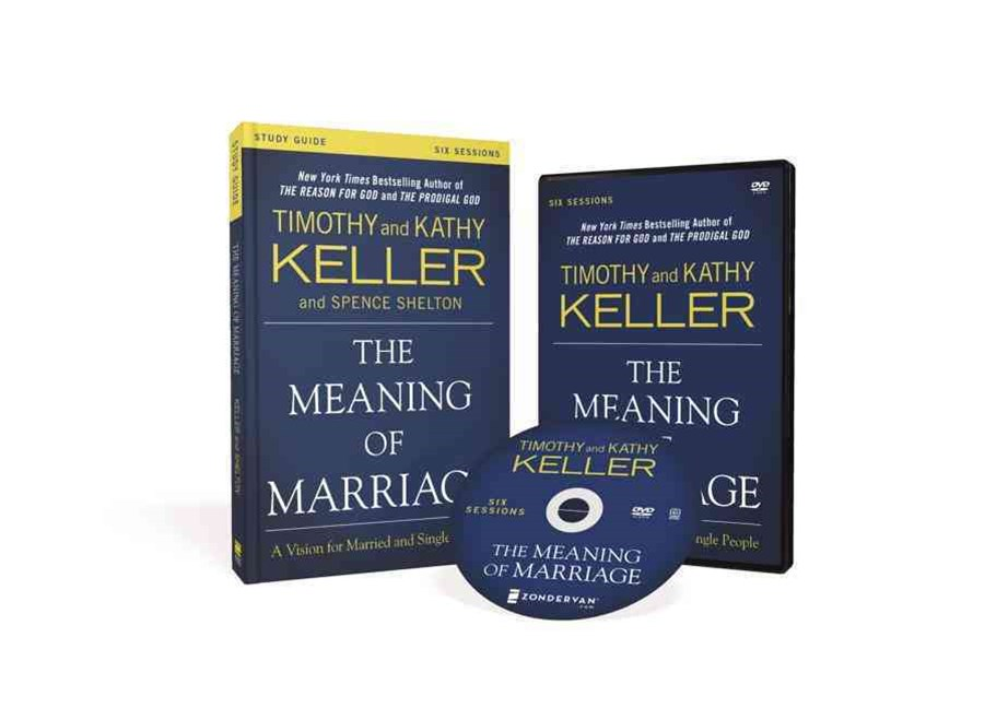 Meaning of Marriage Study Guide with DVD