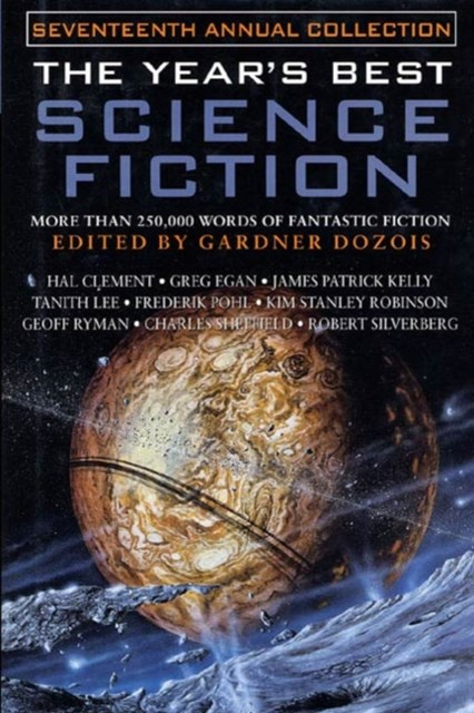 Year's Best Science Fiction: Seventeenth Annual Collection