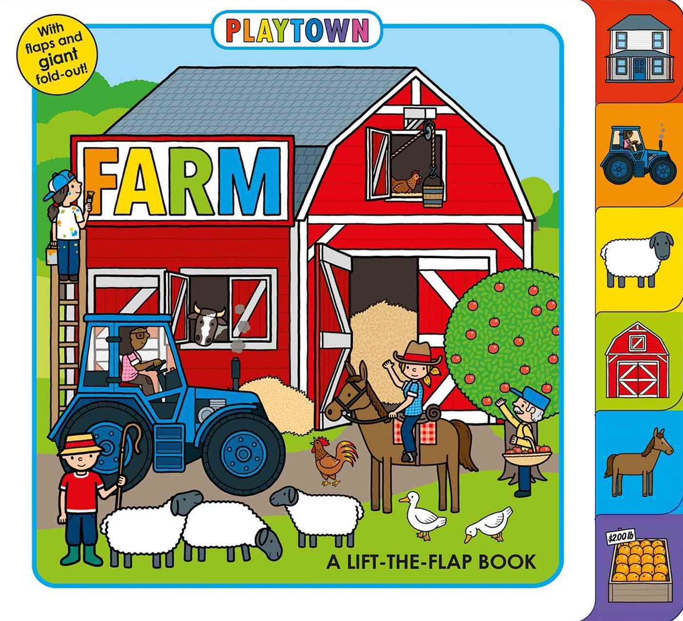 Playtown - Farm