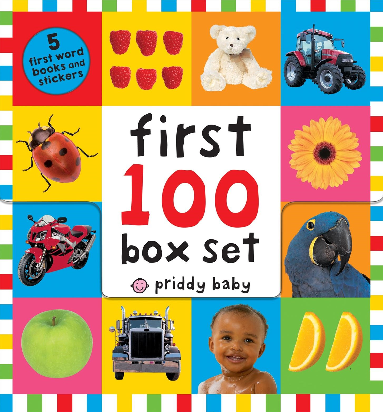 First 100 Pb Box Set