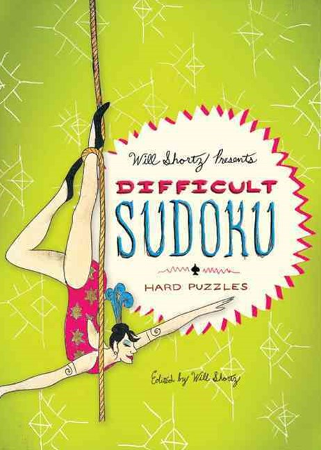 Will Shortz Presents Difficult Sudoku