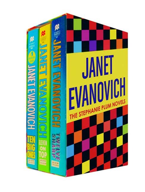 Janet Evanovich Boxed Set