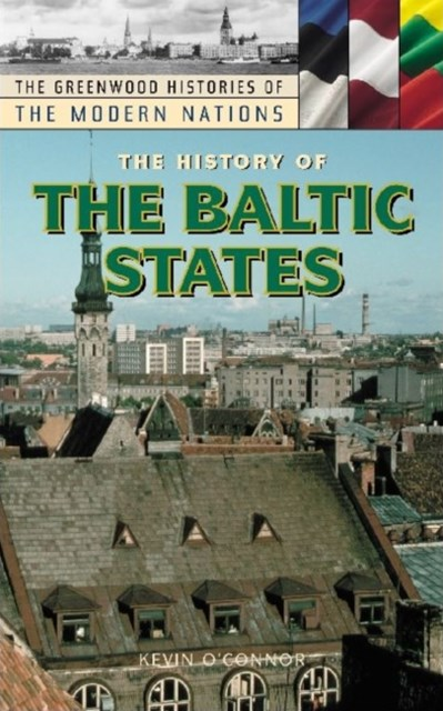 (ebook) History of the Baltic States