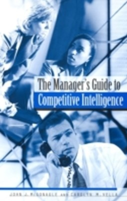 (ebook) Manager's Guide to Competitive Intelligence