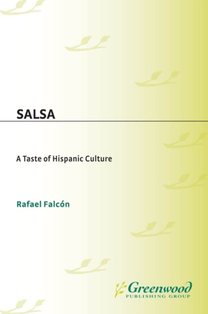 (ebook) Salsa: A Taste of Hispanic Culture